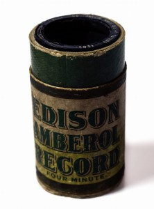 Cylinder Edison Burial Of Sir John Moor 23031