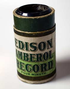 Cylinder Edison The Whip March 1847