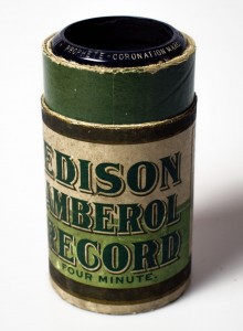 Cylinder Edison Prophete - Coronation March 2755
