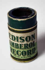Cylinder Edison I Love A Lassie 1821