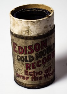 Cylinder Edison The Glory Song 1561a