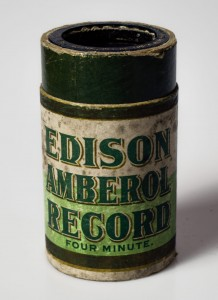 Cylinder Edison Tell Mother I'll Be There 1533