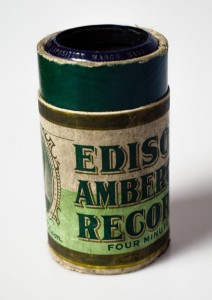 Cylinder Edison Columbian Exposition March 2203