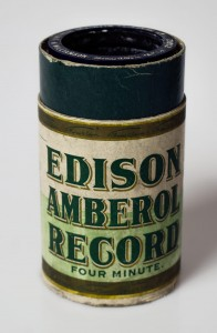 Cylinder Edison My Heart Is With You Tonight 23012