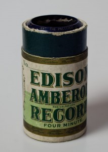 Cylinder Edison Pretties Little Song of All 1887