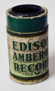 Cylinder Edison Where The Blue Birds Sing 2315a