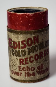 Cylinder Edison Dear Love Remember Me 23092