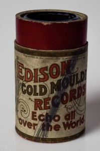 Cylinder Edison Somewhere a Voice Is Calling 23227