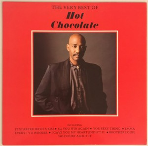 The Very Best Of Hot Chocolate LP EMTV42 doskonały