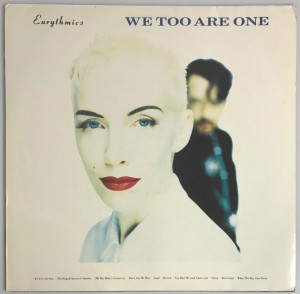 Eurythmics - We Too Are One LP PL74251 dobry