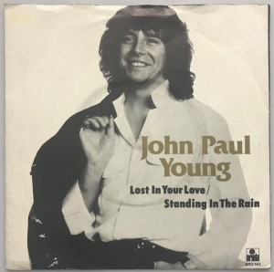 John Paul Young - Lost In Your Love singiel ARO142