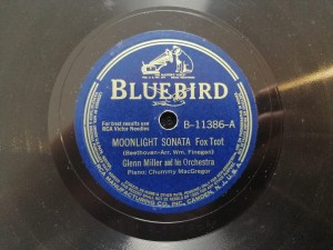 Moonlight Sonata / Slumber Song BlueBird B11386