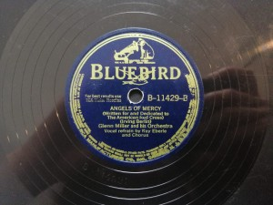 Miller At The President's Ball BlueBird B11429