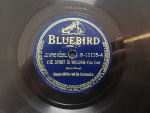 Miller The Air Minded Executive BlueBird B11135