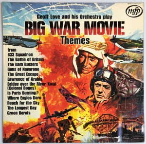 Big War Movie Themes LP MFP5171 bardzo dobry