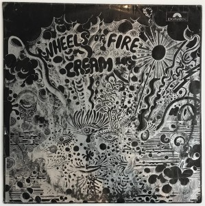 CREAM - Wheels Of Fire Live At The Fillmore LP 583040