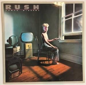 Rush - Power Windows LP VERH31 bardzo dobry