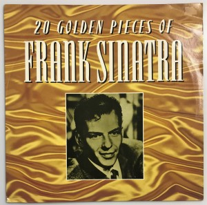 20 Golden Pieces Of Frank Sinatra LP BDL2046 bdb