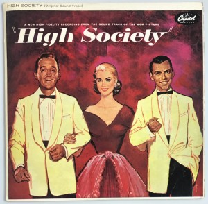 High Society Motion Picture Sountrack LP SLCT6116 dobry