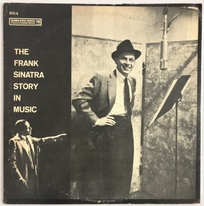 The Frank Sinatra Story In Music 2 LP CC2L6 bdb