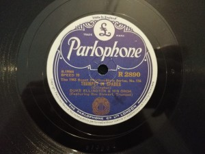 Duke Ellington Lazy Swanee Rhapsody Parlo R2890