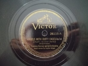 Tommy Dorsey Angels With Dirty Faces Victor 26115