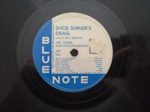 Shoe Shiner's Drag / Doctor Jazz Blue Note 507a