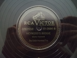 Eddie Heywood's Boogie /The Continental RCA 202664