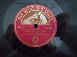 Lionel Hampton Martin On Every Block HMV B9152