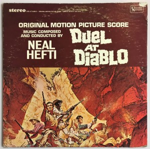 Neal Hefti - Duel At Diablo LP uas5139 DB