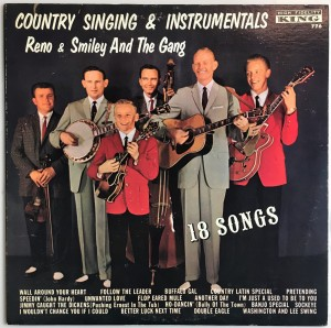 Country Singing & Instrumentals LP K776 DB