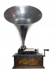 Fonograf Standard Model A Edison Bell - phonograph
