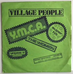 Village People Y.M.C.A. singiel S232 BDB