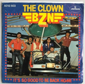 BZN - The Clown singiel 6013503 BDB