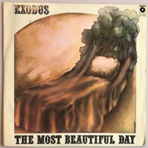 Exodus - The Most Beautiful Day LP SX1934 BDB
