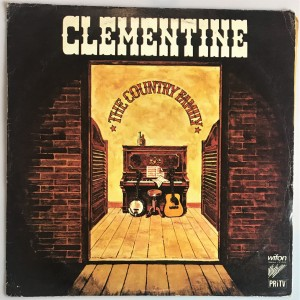 The Country Family - Clementine LP LP003 DB