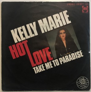 Kelly Marie - Hot Love singiel 102877100 DB