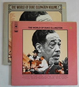 The World Of Duke Ellington vol 1 & 2, 4 LP zestaw bdb