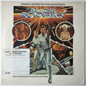 Buck Rogers In The 25th Century LP MCF3013 BDB