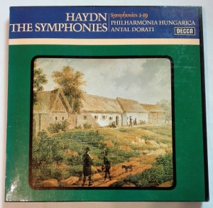 Haydn: The Symphonies (1-104) 46 LP zestaw