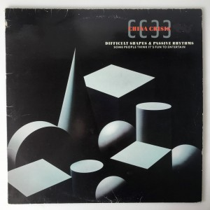 Difficult Shapes & Passive Rhythms LP V2243 DB