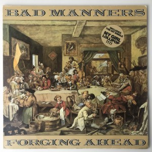 Bad Manners - Forging Ahead LP MAGL5050 BDB