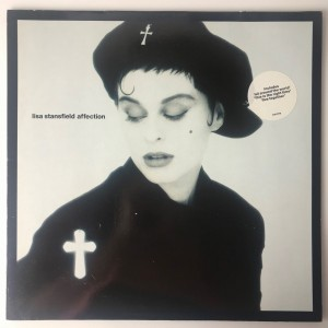 Lisa Stansfield - Affection LP 210379 BDB