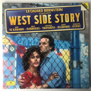 Leonard Bernstein - West Side Story LP 4152531 BDB
