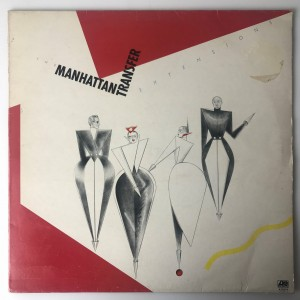 The Manhattan Transfer - Extensions LP K50674 DB