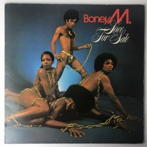 Boney M. ‎- Love For Sale LP K50385 DB