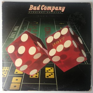 Bad Company ‎- Straight Shooter LP ILPS9304 zadow
