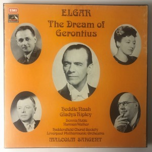 The Dream Of Gerontius LP set zestaw RLS709 BDB