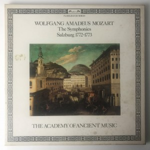 Mozart - The Symphonies LP set zestaw D169D3 BDB