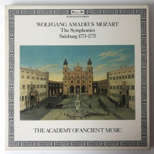 Mozart - The Symphonies LP set zestaw D170D3 DOSK